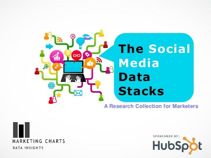 Marketing Charts Social Media Data Stacks