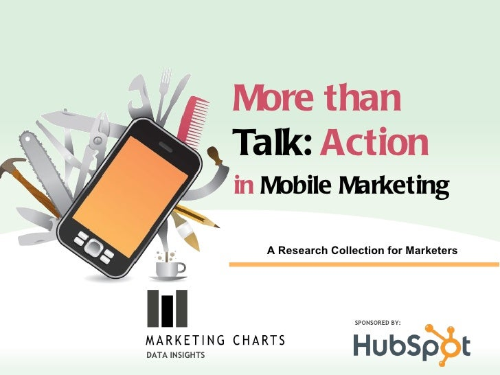 Marketingcharts Mobile Marketing Data 2011