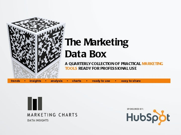 Marketingcharts Powerpoint The Marketing Data Box