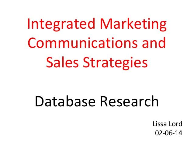 dissertation on integrated marketing communications Dissertation on integrated marketing communications, to kill a mockingbird essay help, homework help toronto.