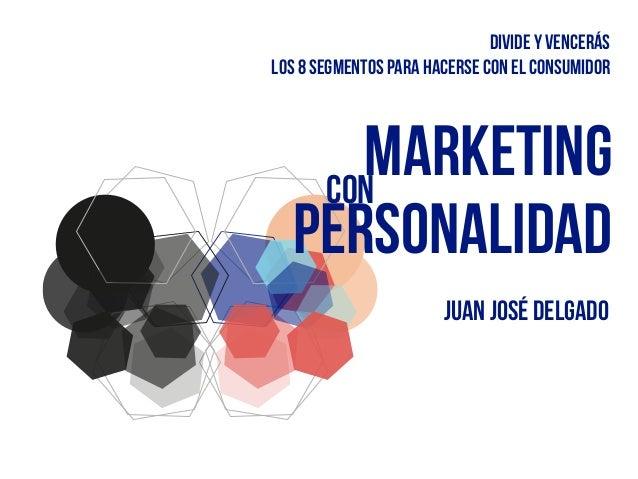 Marketing con personalidad