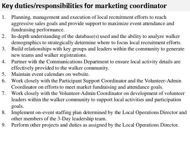 Nice Duties Of An Event Planner
