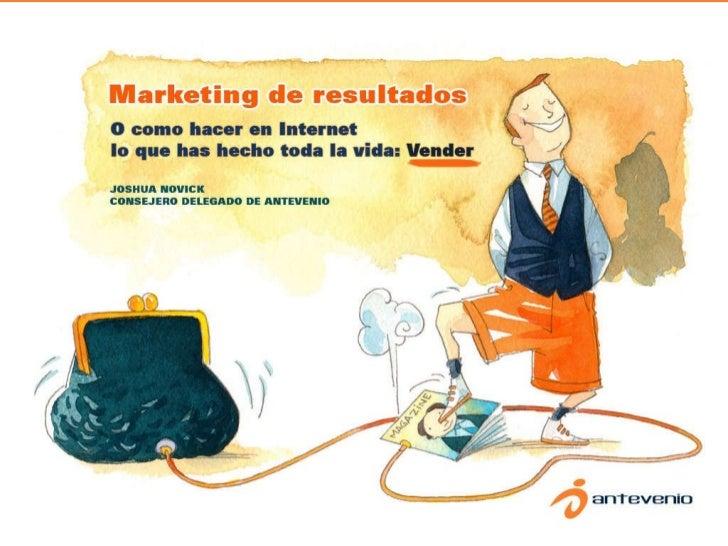 Cómo hacer Marketing de resultados