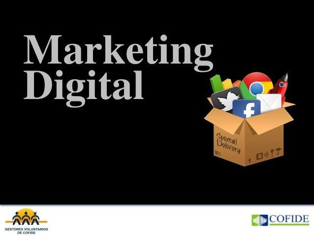 Charla N° 08: Marketing Digital - José Valentín