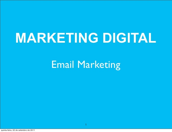 Planejamento de Marketing Digital - Parte 4
