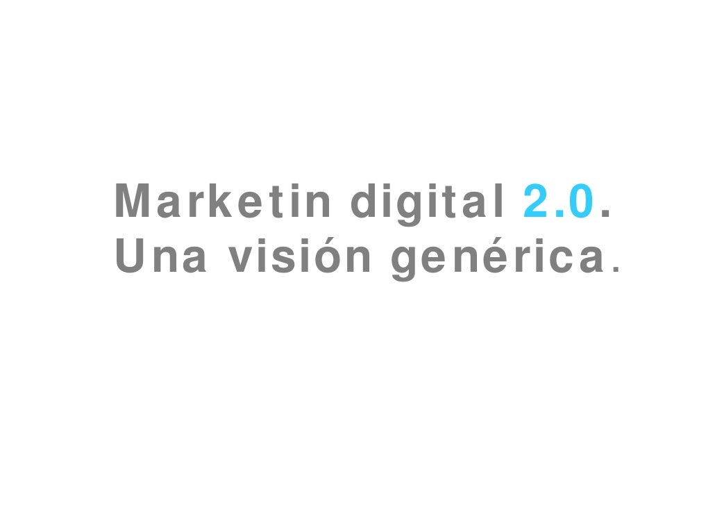 Marketingdigital 2010