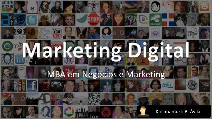 Marketing digital 2010