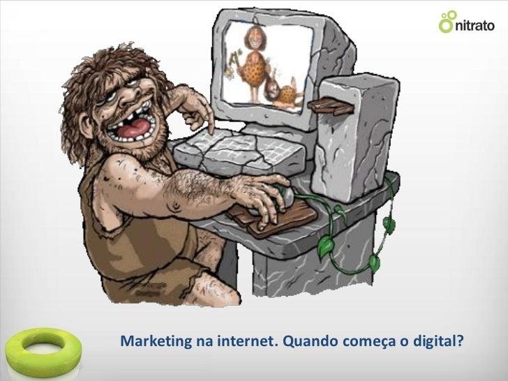 Reunião do Comitê de Marketing sobre Marketing Digital