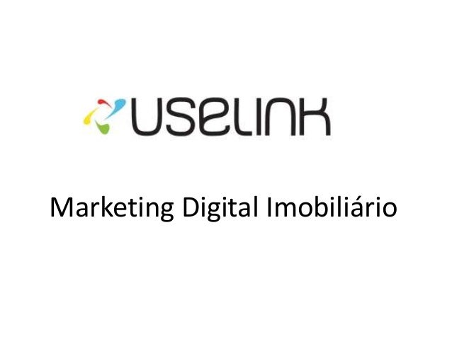 Marketing Digital Imobiliário