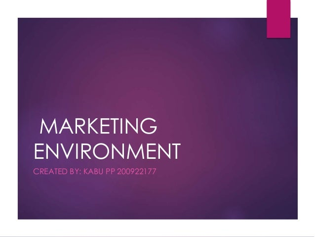 Marketingenvironment 140228015917-phpapp02