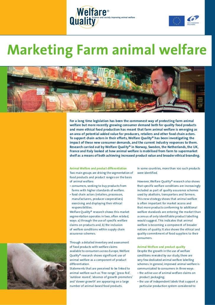 Marketing farm animal welfare   emma roe