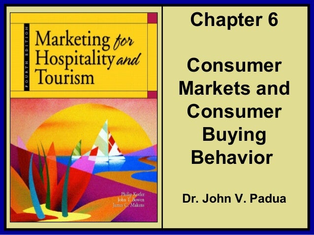 consumer buying behaviour in tourism industry Key words: online consumer behavior buying decision internet tourist products   industry is presenting positive trends within the country (instituto nacional.