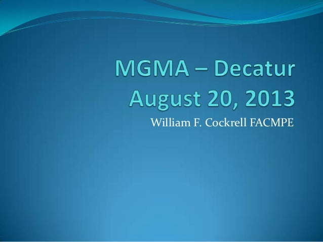 Marketing for primary care and specialty providers   decatur al mgma