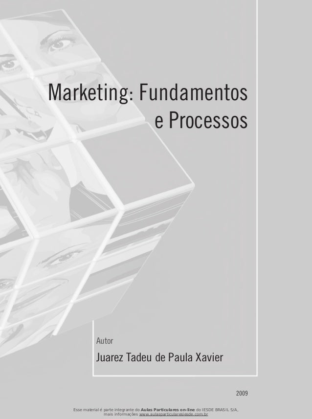 Estudo Comunicação & Mkt - Marketing fundamentos e_processos_01