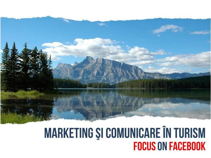Social Media pentru turism