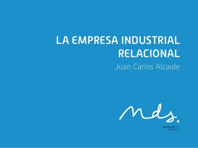 Marketing Industrial Relacional