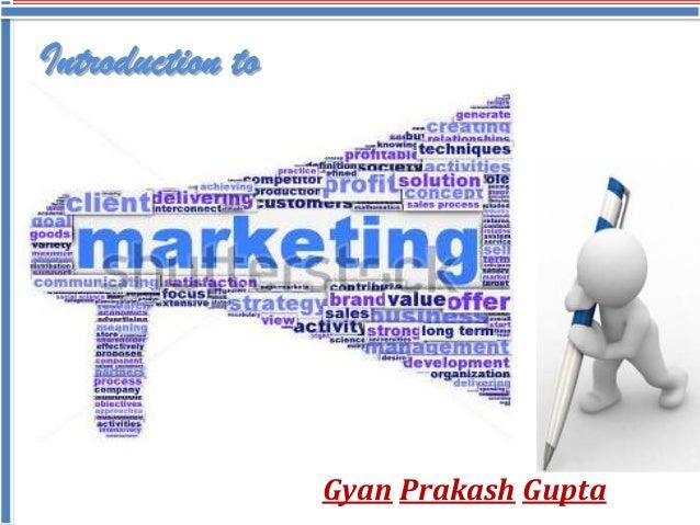 Marketing (Gyan)