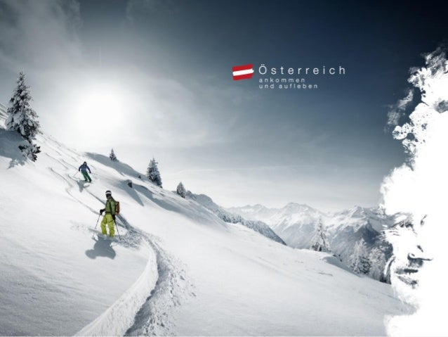 ÖW Marketingkampagne Winter 2014/15 Deutschland