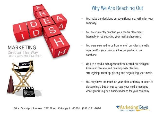 Marketing Keys Deck 2014