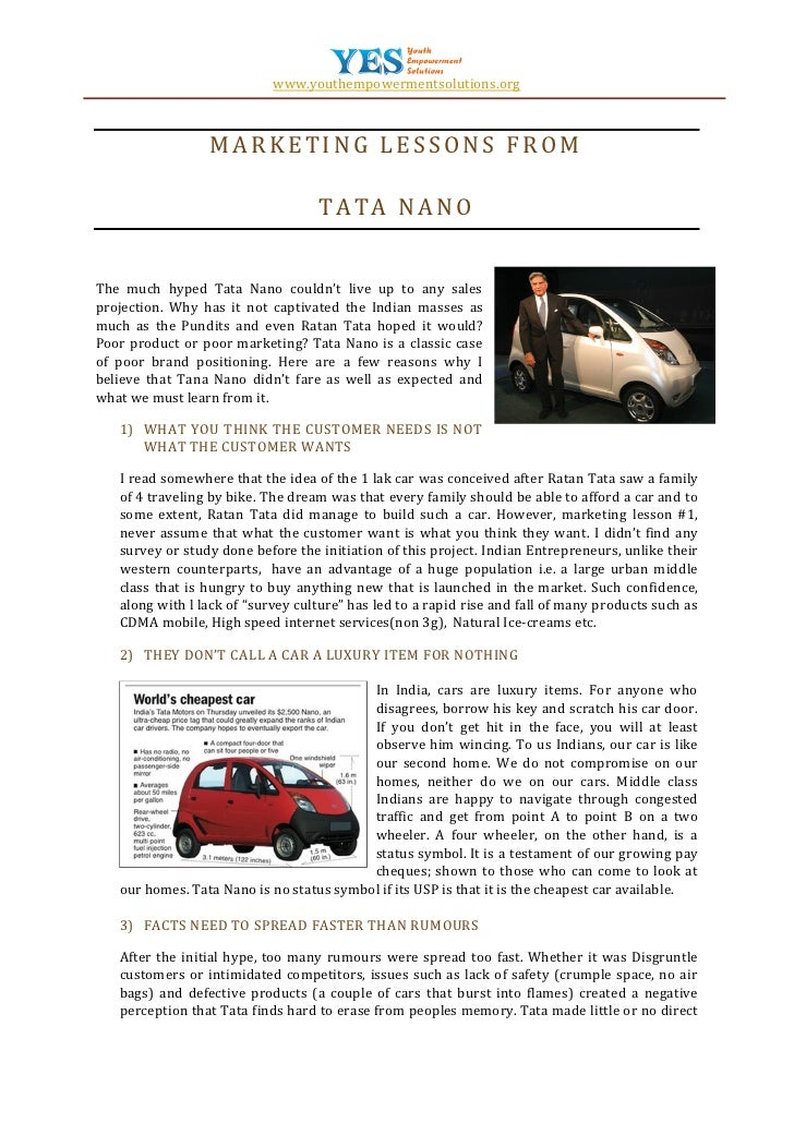brief history of tata motors essays History tata motors limited formerly is an indian save time and order performance appraisal in tata motors essay editing explain in brief the.