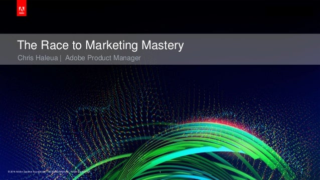 The Race to Marketing Mastery