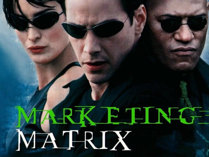The Marketing Matrix