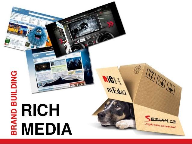 Pavol Lukáč: Rich media