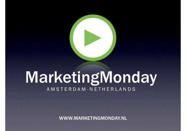 Marketing monday presentatie (final)