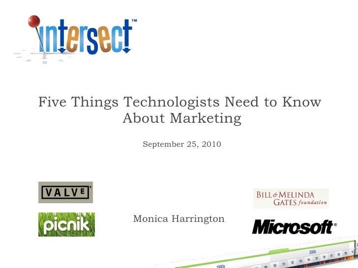 Marketing your Startup - Monica Harrington