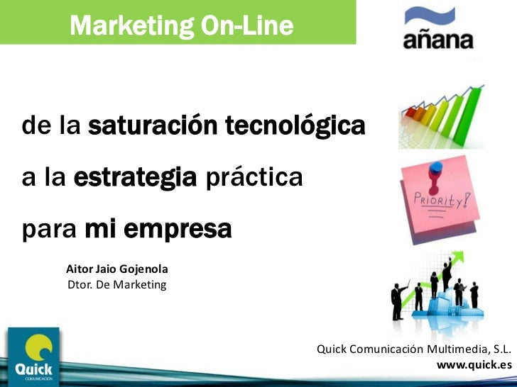 Marketing on line Cuadrilla de Añana