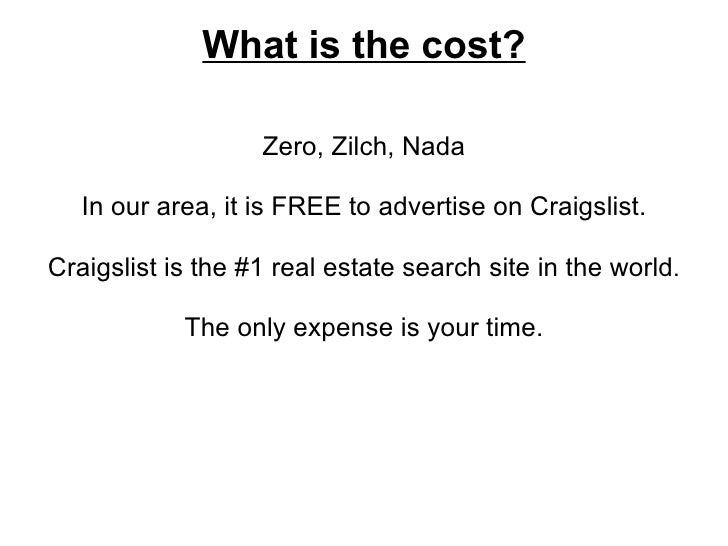 Real Estate craigslist free animals