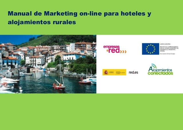 3.3 [Madrid Ce Manual de Marketing on-line para hoteles y alojamientos rurales