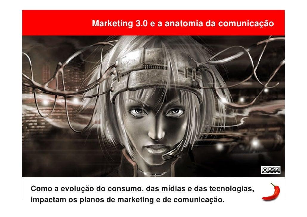 marketing online e a anatomia da comunicação
