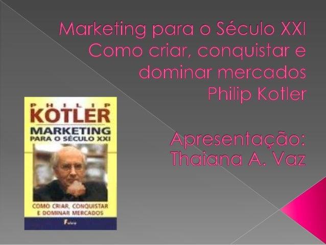  O livro orienta o empreendedor a lidarcom os desafios da concorrência ecomo se manter líder no mercado O autor detalha ...