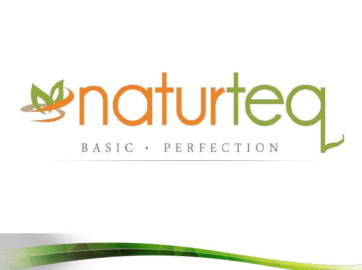 Naturteq Marketing Plan