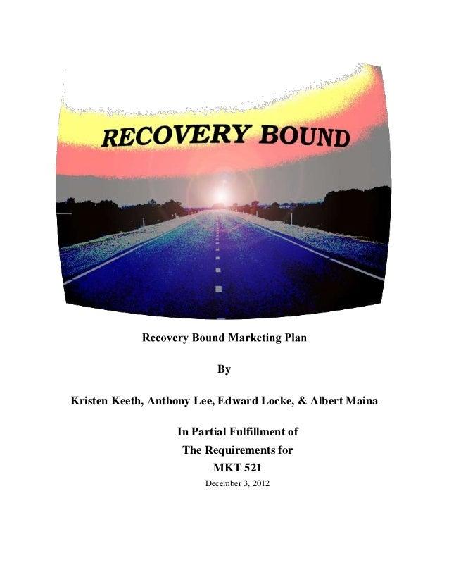 Marketing 521 Team Marketing Plan Final Draft_2012-11-27