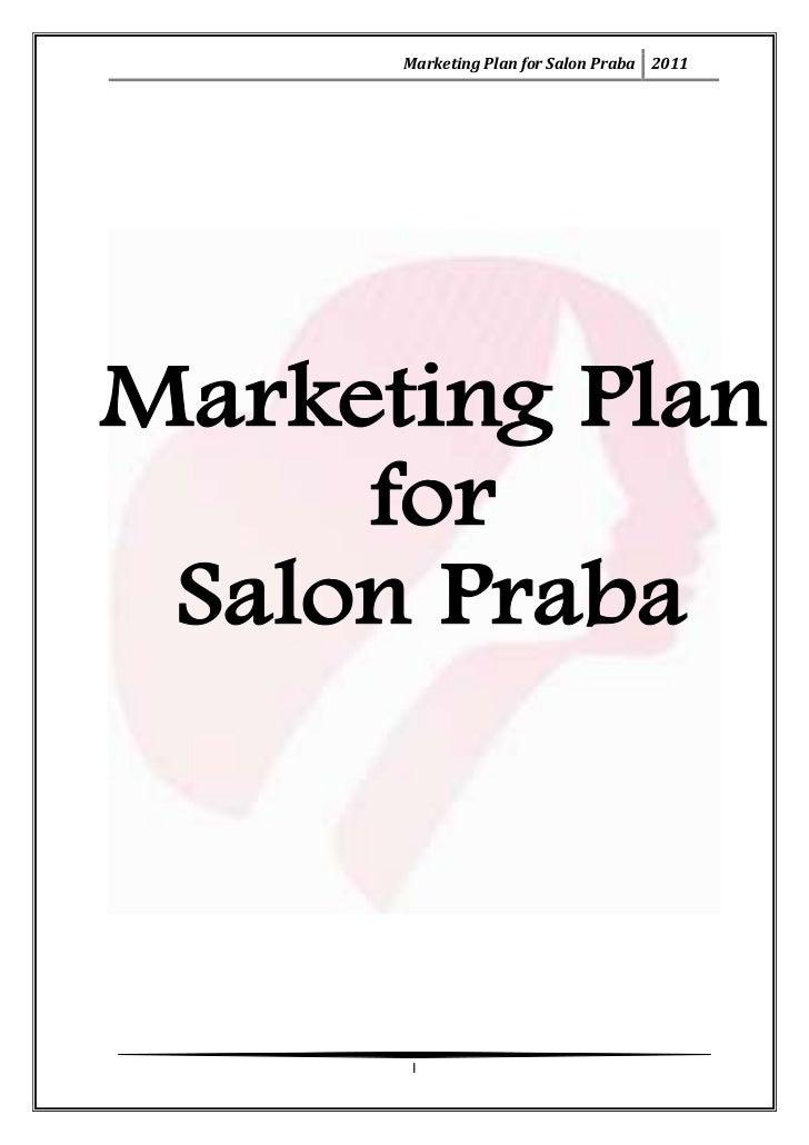 Hair beauty supplies business plan