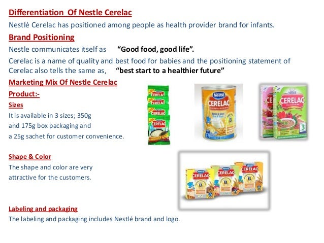 marketing mix nestle nescafe How is nescafe responding to changing market preferences for soluble marketing mix and can nestle succeed with a market development strategy in the.