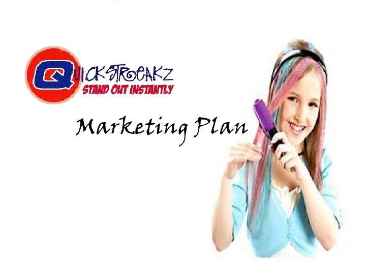 Marketing Plan<br />