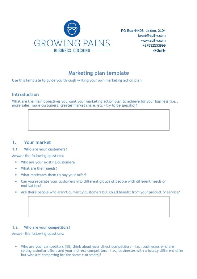 Sample Business Plan Freelance Graphic Designer