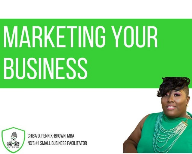 WELCOME Creating Your Marketing Plan