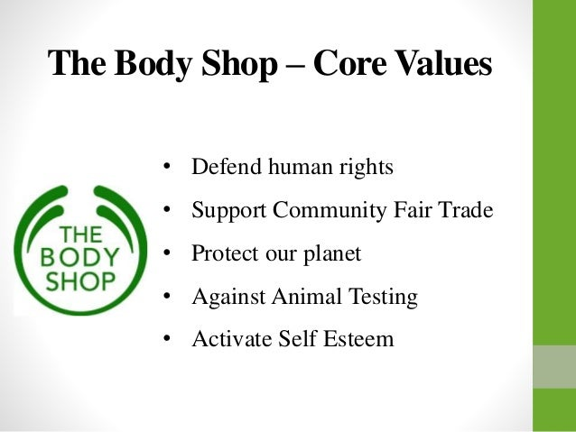 body shop stp analysis The body shop international an approach to stakeholder auditing swot analysis the brand founded in 1976 by anita roddick cosmetics shop has 2,400 stores in 61 countries.
