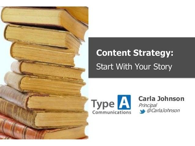 Marketing profs storytelling 061413