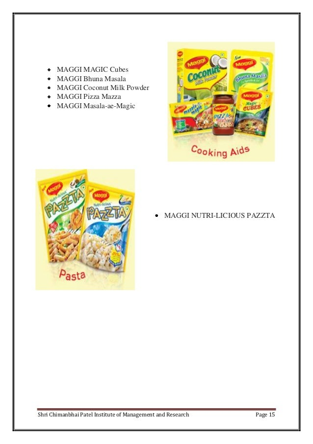 maggi segmentation Marketing project maggi 1 1 introduction of  demographic segmentation:the market is divided on the basis of variables such as age, family size,.