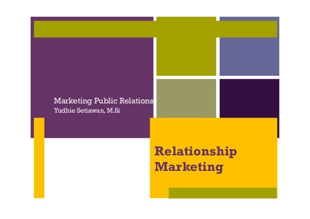 Marketing Public Relations_Relationship Marketing