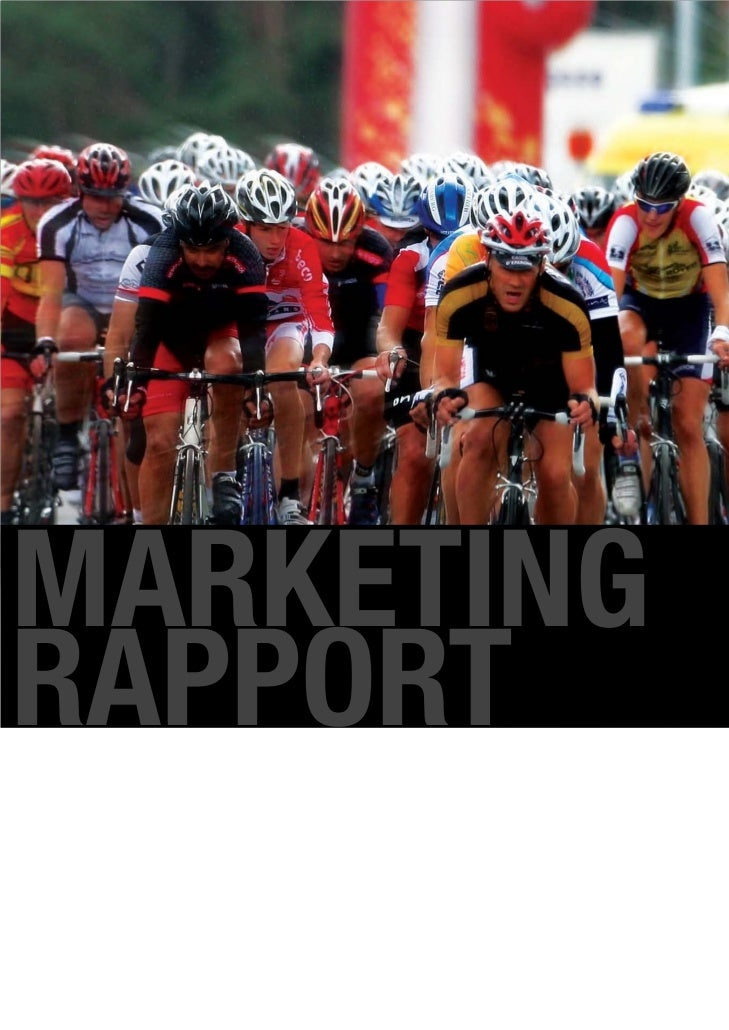 MARKETINGRAPPORT