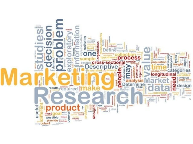 Marketing research - An overview