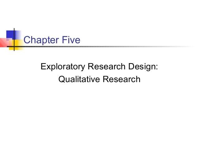 Marketing research ch 5_malhotra