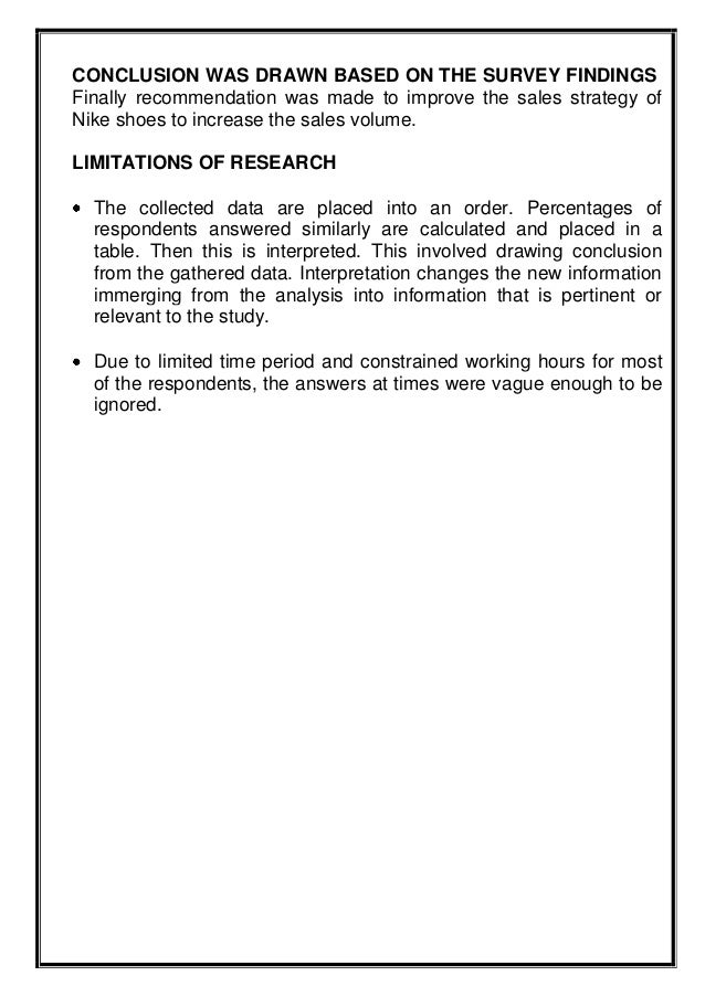 research questions for nike A great selection of free marketing dissertation topics and ideas to help  proceedings of the 4th global fisheries and aquaculture research  nike .