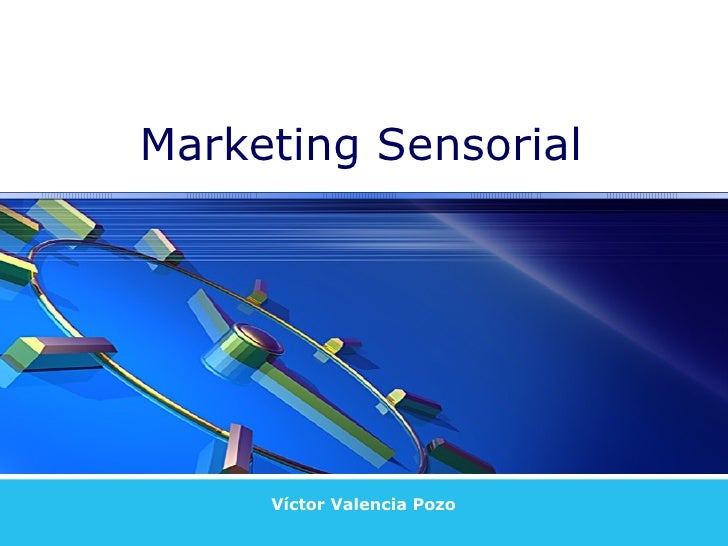 Marketing Sensorial Víctor Valencia Pozo